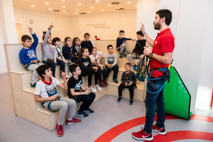 Actividades originales para colegios Valencia