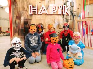 Halloween llega a HAPIK